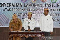 BPKP sampaikan laporan pengawasan ke Pemprov Gorontalo