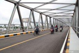 Ini jembatan-jembatan yang bakal dibangun di Pontianak dan sekitarnya