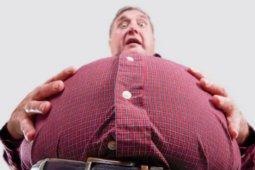 Agar Lebaran tanpa perut buncit