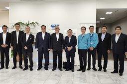 Jepang siap produksi kendaraan listrik di Indonesia