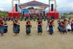 25 tim meriahkan Festival Gondang Naposo Samosir 2019