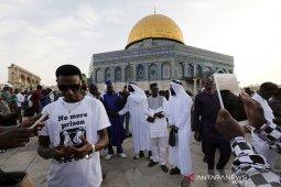 Menlu Saudi: Semua pihak harus dukung keinginan rakyat Palestina