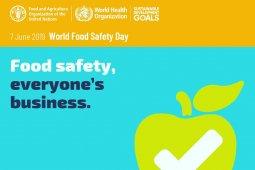 FAO-WHO menekankan pentingnya makanan yang aman untuk kehidupan