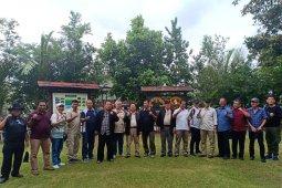 Arinal Djunaidi dan Forkopimda Diskusi Kembangkan Potensi Hutan dan Kepulauan Lampung