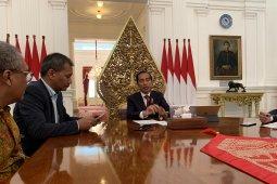 Jokowi sebut perang dagang AS-China peluang bagi Indonesia
