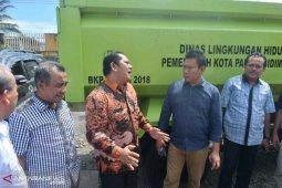 Wali Kota Padangsidimpuan berharap pelepasan aset Pemkab Tapsel segera tuntas