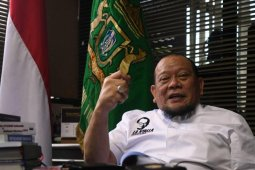 Maju calon Ketua PSSI, La Nyalla ingin pastikan Inpres 3/2019 berjalan