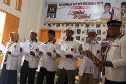 PKS Aceh ganti pengurus baru di Nagan Raya