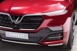 Mobil VinFast mulai didistribusikan