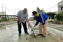 Dorong kemajuan Jambi, Fachrori tingkatkan pembangunan infrastruktur