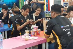 Tim eSports RRQ tanggapi fatwa haram PUBG di  Aceh