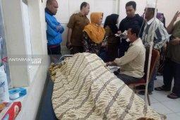 Rumah Kabid Aset BPPKAD Padang Lawas diserang OTK, istrinya tewas ditikam