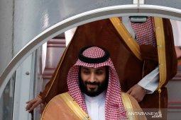 Bertemu Pangeran Saudi, Jokowi bahas kerja sama energi