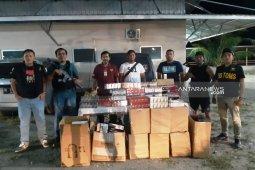 Bea Cukai amankan 71.876 batang rokok ilegal di  Aceh Selatan