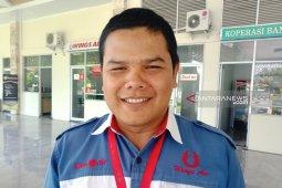 Pengiriman barang melalui pesawat udara di Nagan Raya meningkat