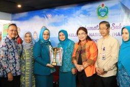 PKK Binjai raih penghargaan Pakarti Utama II