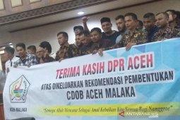 Parlementaria - DPRA rekomendasikan pembentukan dua daerah otonomi  baru