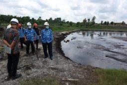 Pemkab Labusel data ulang dokumen limbah pabrik pengolahan kelapa sawit