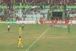 PSMS Medan bungkam Perserang 3-2