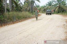 Tingkatkan ekonomi rakyat, Petani Sosa apresiasi pembangunan jalan baru TMMD
