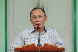 Kejari Tobelo tahan mantan bendahara distan Halmahera Utara