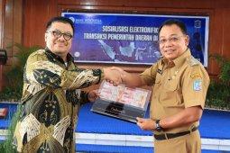 Wali Kota Binjai hadiri sosialisasi elektronifikasi Bank Indonesia