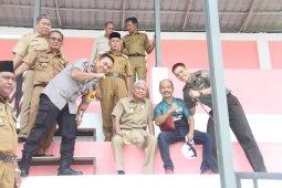 Plt Bupati Asahan resmikan Lapangan Sepakbola Taufan Gama