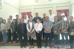 Kadin Sarawak jajaki kerjasama dengan Pemkot Singkawang