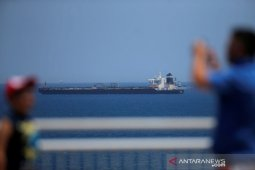 Angkatan Laut Inggris temukan sabu-sabu senilai 59M di Teluk Oman