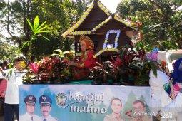 Mahasiswa 12 negara ikut parade Beautiful Malino