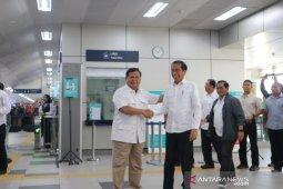 Pengamat: Pertemuan Jokowi-Prabowo bukti kenegarawan keduanya