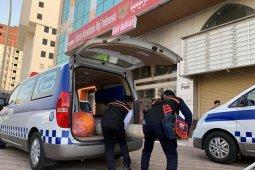 Persiapan obat di Klinik Kesehatan Haji Mekkah mencapai 50,8 ton