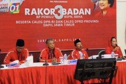 Jelaskan aturan partai, PDIP Jatim kumpulkan PAC se-Surabaya