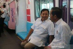 Ketua DPR: Jokowi-Prabowo akhiri rivalitas dengan elegan