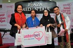 Sisternet dorong perempuan gunakan gadget secara positif