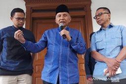 Prabowo bertemu Amien Rais selasa sore