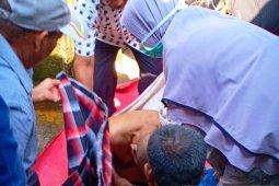 Warga Nagan Raya ditemukan meninggal dunia di dalam  toilet