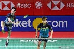 Enam wakil Indonesia lolos ke babak dua pada hari pertama Indonesia Open