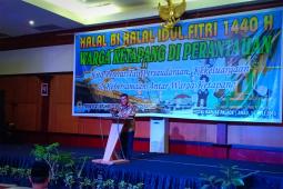 Bupati Kayong Utara hadiri halal bihalal warga perantau