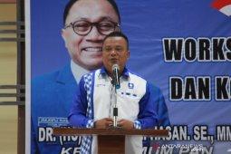 Ketua DPD PAN Sambas siap maju di Pilkada 2020