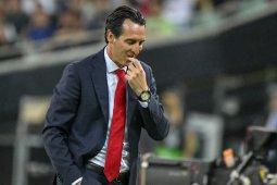 Arsenal jeblok, pelatih Unay Emery dalam tekanan besar