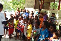 Masyarakat pedalaman di Papua Barat diimbau budayakan hidup bersih