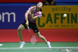 Habis sudah wakil Indonesia di Thailand Open