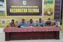 Babinsa Kodim 0204/DS ikuti sosialisasi penanggulangan bencana alam