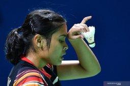 Gregoria Mariska tantang unggulan pertama di babak kedua Japan Open