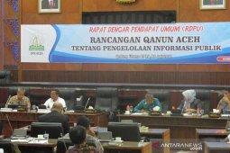 Parlementaria - DPRA:  Aceh butuh qanun informasi publik