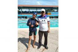 Monika Maya wakili Sekadau O2SN ke Aceh