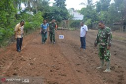 TNI bersama Masyarakat praktik penggunaan BIOS 44