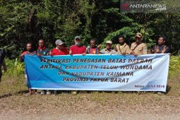 Potensi sumber daya alam ganjal penyelesaian batas wilayah di Papua Barat