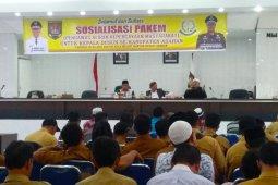 Kepala Dusun di Asahan diminta awasi perkembangan aliran di masyarakat